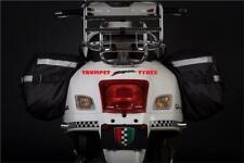 SCOMADI TOURISMO LEGGERA 200 4V LC CORAZZO SCOOTER PANNIER REAR LUGGAGE BAGS