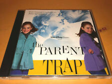 Disney THE PARENT TRAP soundtrack CD score Alan Silvestri Lindsay Lohan ost