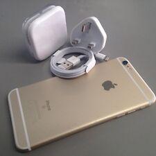 APPLE iPHONE 6S in oro 16GB PLUS O2 nella scatola originale con accessori NUOVO