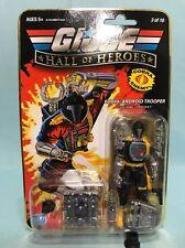 G.I. Joe 25th Hall Of Heroes Cobra B.A.T. BAT 3 Of 10 MOSC