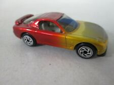 Matchbox Mazda RX-7 Gold/Red MB8 with box