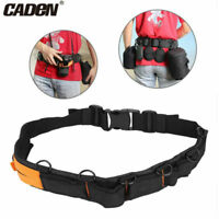 Adjustable Camera Waist Belt Sling Hang Lens Bag Case Pouch Holder Pack Strap L