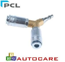 PCL Air Line Splitter Twin Y Coupling Connector