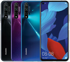 Huawei Nova 5T Smartphone 6,26 Zoll 128GB Dual SIM Sehr Gut - Refurbished