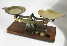 Rare Antique Eastman Kodak Studio Scale+Weights from Early 1900s—Good Condition.