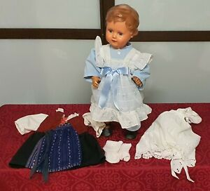 Schildkröt Puppe mit Kleidung / 49