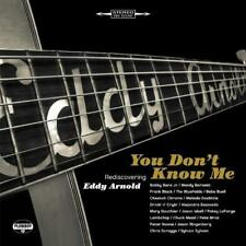 You Don't Know Me: Rediscovering Eddy Arnold - Various (NEW CD)