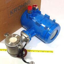 KROHNE 4-20MA 40MM/1-1/2IN. FLOW TRANSMITTOR IFM5090/D/HART/6 103161