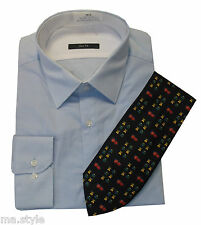 Unbranded Cotton Single Cuff Regular Formal Shirts for Men