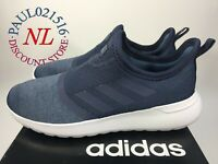 Adidas Women's Cloudfoam Lite Racer Slip Running Shoes ~ Navy ~ Pick Your Size