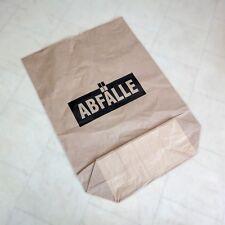 25 Papierabfallsäcke 70 Liter 2 lagig Papiersäcke Papier Abfallsäcke Säcke