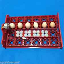 ✔ ✔ ✔ Automatic 24 / 96 Quail Egg Turner Tray with Motor 110Volt or 220Volt  ✔ ✔