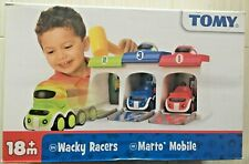 TOMY Wacky Racers NEW 18m+