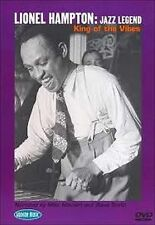 Lionel Hampton - Jazz Legend: King of the Vibes - DVD NEW