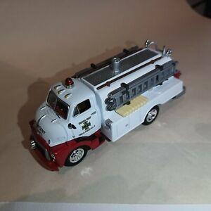 Matchbox Fire YYM37631 GMC COE Tanker-Pumper Truck Boxed