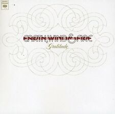 Earth, Wind & Fire, Earth Wind & Fire - Gratitude [New CD]
