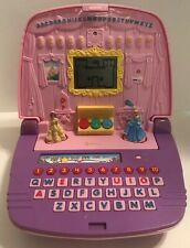 Disney Princess Laptop by Leap Frog  6 Interactive Activities Sing Along Song