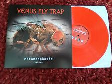 VENUS FLY TRAP-METAMORPHOSIS 1987-2010(BEST OF)LP(RETINAL)RED VINYL+BADGE
