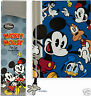 MICKEY AND MINNIE MOUSE ~DISNEY STORE~ JOURNAL AND PEN SET WITH FREE SHIPPING