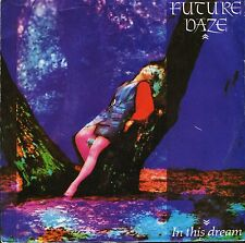 "FUTURE DAZE in this dream/don't let go POSP 422 uk polydor 1982 7"" PS EX/VG"