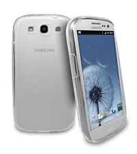 0.3mm Ultra Thin Slim Matte White Soft Case for Samsung Galaxy S3 i9300