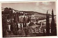 Israël - cpa - JERUSALEM - Gethsemane church and mount of olives