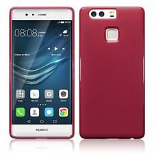 Red Fitted Cases and Covers for Huawei Mobile Phone