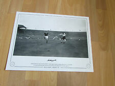 Harold HASSALL 1951 England Hand Signed AUTOGRAPHED Editions LE Print