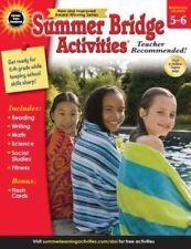 Summer Bridge Activities®, Grades 5 - 6-ExLibrary