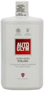 AUTOGLYM SUPER RESIN POLISH 1 LITRE 1L - CAR BODYWORK - FREE P & P