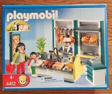 Playmobil 4412 Butcher Shop New Sealed Rare