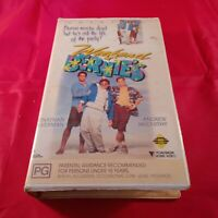 VHS Tape Weekend at Bernie's Clamshell