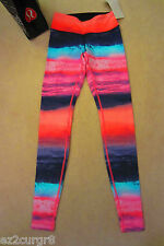 Lululemon Wunder Under Pant Beachscape 6 Limited Run RARE