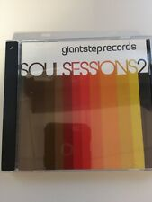 Giantstep Records SoulSessions2 CD RARE UNSEALED NEW FREE SHIP FIRST CLASS (US)