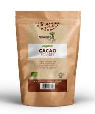 Organic Cacao Powder - Raw   Criollo Variety   Premium Grade   Peruvian Cocoa