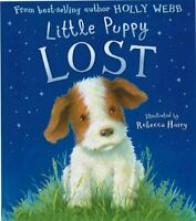 Little Puppy Lost-Holly Webb, Rebecca Harry