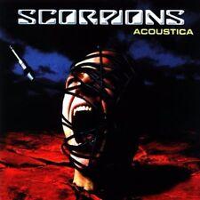 Scorpions - Acoustica (2001) CD !