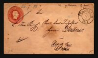 Germany Early 1g Stationery Cover Used - Z16902