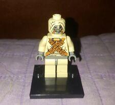 Authentic LEGO Star Wars Tusken Raider Minifigure sw052 7113 Tatooine Minifig