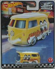 Hot Wheels Boulevard VW Bus T1 Volkswagen Kool Kombi gelb MOONEYES Neu/OVP HW RR