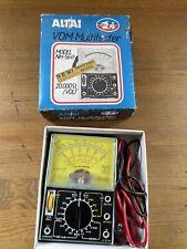 Vintage Altai Vom Multi tester NH-56r in original box