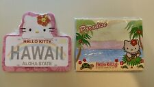 Lot Of 2 Hello Kitty Sticky Note Pads From Hawai'i