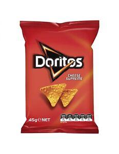 Doritos Cheese Supreme 45g x 18