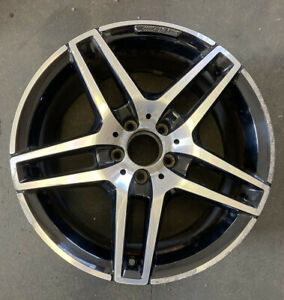 Mercedes Benz E Class W212 S212 AMG Single Alloy Wheel A2124010300 8.5JX18H2