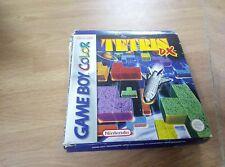 Tetris DX - Game Boy Color - Gameboy GBC GB - PAL ESPAÑA