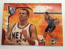 2001-02 Fleer Exclusive #107 - Jason Kidd - New Jersey Nets (Members Only)