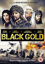 Black Gold (NEW DVD, 2012) Mark Strong