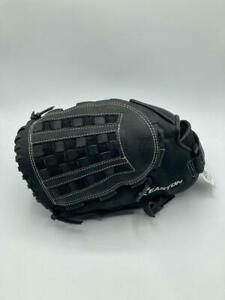 "Easton Mako Elite Softball Series Glove 12 1/2"" Mkesp1250 Black"