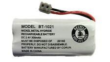 Uniden BT-1021 BT1021 BBTG0798001 Rechargeable Cordless Handset Phone Battery