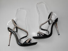 """THE BLOSSOM COLLECTION SANDAL STILETTO 4 .5""""HEEL WOMEN SIZE US 8 SUPER HOT"""